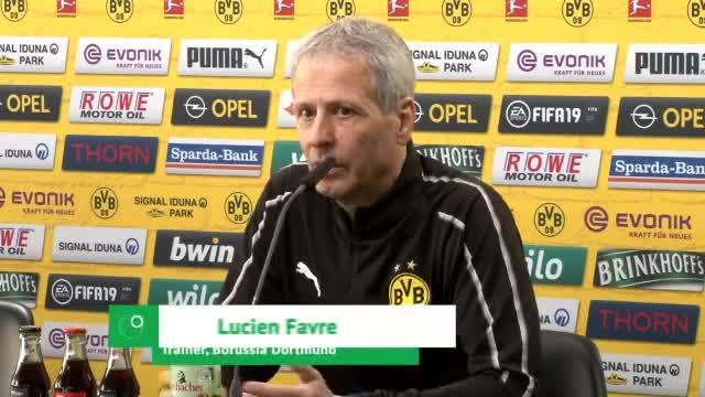 Favre über Ex-Verein Gladbach und Selbstkritik