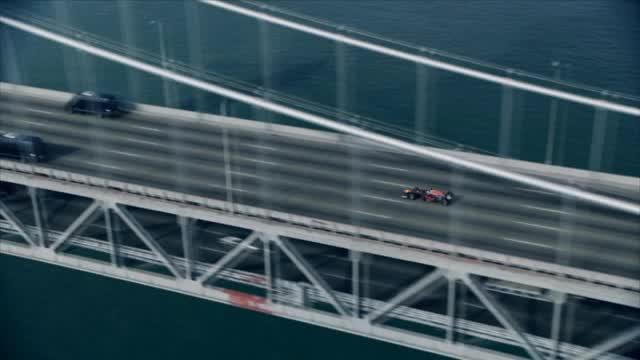 F1: Ricciardos rasanter USA-Roadtrip