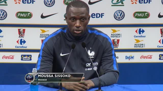 """Sissoko vor DFB: """"Körperliche Stärke wichtig"""""""