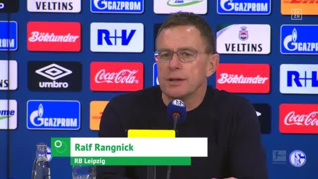 """Rangnick: """"Andere Atmosphäre"""" nach Trainerwechsel"""