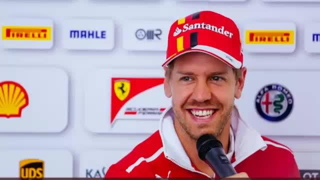 Vettel verlängert bei Ferrari bis 2020