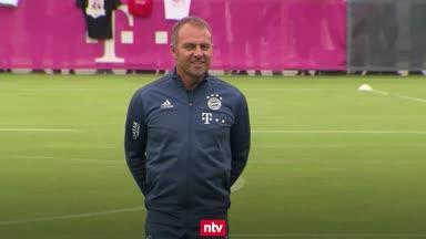 "Flicks ""Wahnsinns-Job"" beim FC Bayern München"