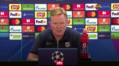 """Barca hat """"große Hoffnungen"""" gegen die Bayern"""