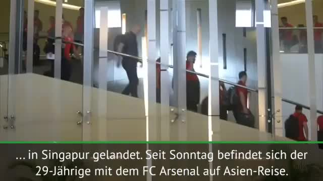 Erste Özil-Bilder nach dem DFB-Beben