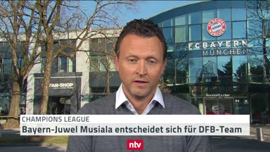 """Jamal Musiala? """"Breite Bayern-Phalanx tut dem DFB gut"""""""
