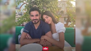 Verliebter Gündogan zeigt seine neue Freundin