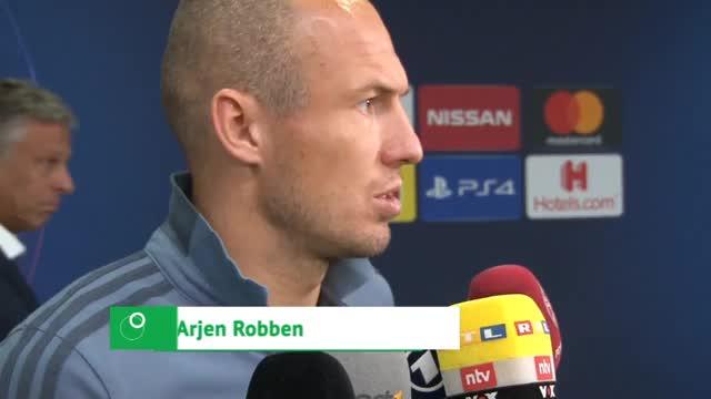 """Robben nach Ajax: """"Das ist nicht unser Anspruch"""""""
