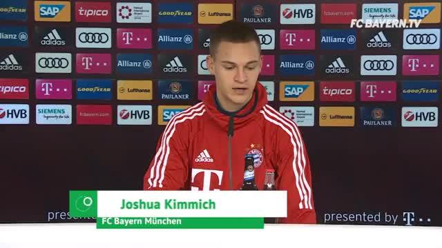 """Kimmich freut sich auf Besiktas: """"Schönes Los"""""""