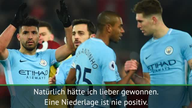 Guardiola bedient: Liverpool zu stark