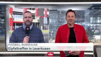 Bayer vs. Bayern elektrisiert die Liga