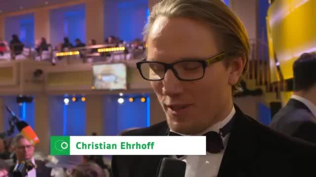 """Ehrhoff: """"Kann's immer noch nicht glauben"""""""