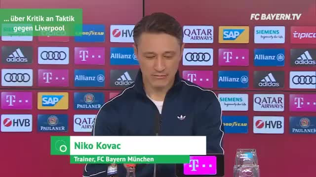 Kovac zu Lewandowski-Kritik, Löw und Frankfurt