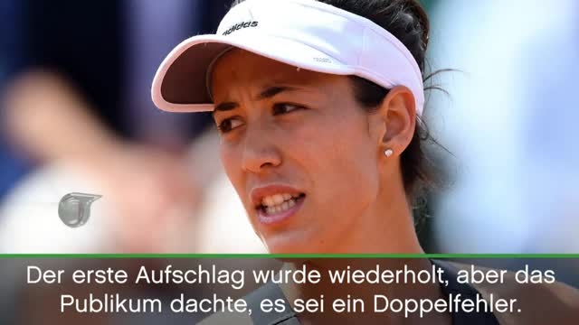 "French Open: Mladenovic: ""Leute waren fair"""