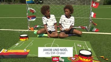 DFB-Zwillinge tippen Portugal-Spiel