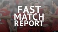 Fast Match Report: VfB Stuttgart - FC Bayern