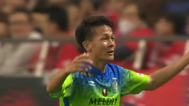 J-League: Skandal! Schiedsrichter übersieht Tor