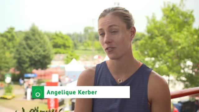 """Wimbledon-Queen Kerber: """"Zeit für mich genommen"""""""