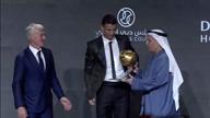Nach Modric-Schmach: Ronaldo doch noch geehrt