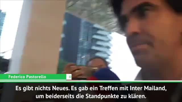 "Pastorello: ""Inter muss Lukaku entgegenkommen"""