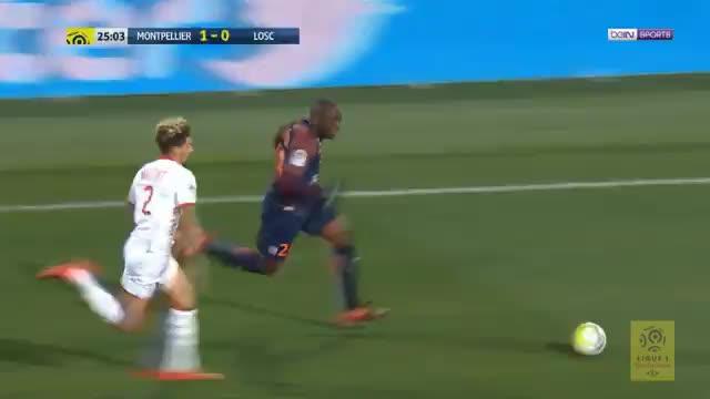 Ex-Wolfsburger Sio trifft bei Montpellier-Sieg