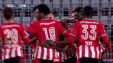 Läuft bei Götze! Nächster Treffer bei PSV-Sieg
