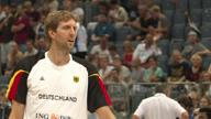 """Dirk Nowitzki: """"Das war mein letztes Spiel für Deutschland"""""""