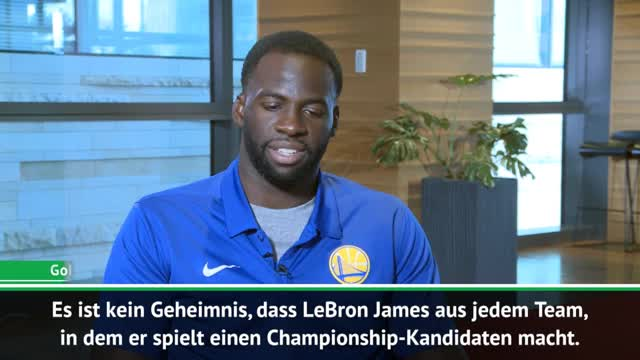 "Green: ""LeBron macht Lakers zu Titelkandidaten"""