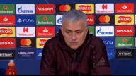 Mourinho von eigenen Spielern frustriert