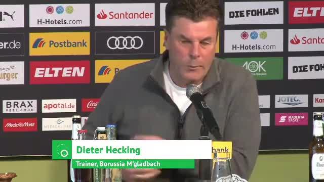 """Hecking vor Abschied: """"Bin nicht wichtig"""""""