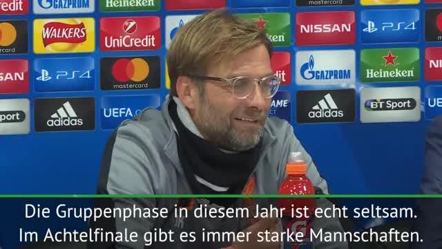"Bayern, Real oder Juve? Klopp: ""Oh Gott"""