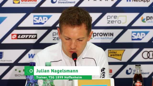 """Nagelmann: Montags-Boykott """"macht keinen Sinn"""""""