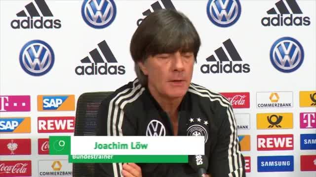 """Löws Vision 2020: """"Einige Themen auf Agenda"""""""