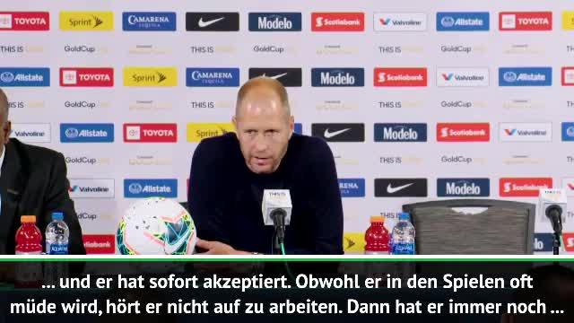 US-Coach: Darum wurde Pulisic neuer Kapitän