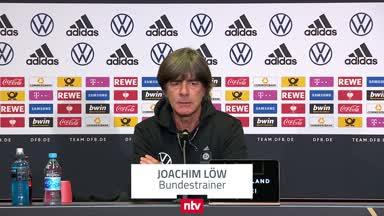 Löw gibt Werner-Update - Kroos und FCB-Stars kommen mit Verspätung