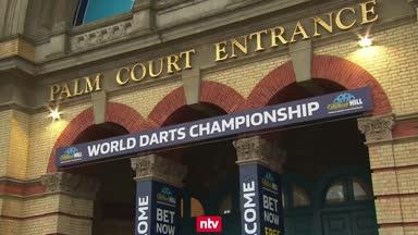 Darts-WM: Warum ab jetzt keine Fans mehr zugelassen sind