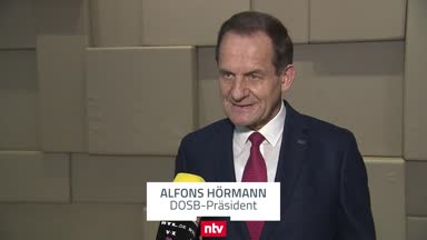 "DOSB-Boss Hörmann: ""Olympia soll stattfinden"""
