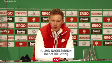 Nagelsmann analysiert den Pokal-Sieg gegen den VfL Wolfsburg