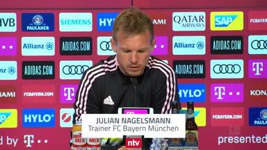 """Nagelsmann verärgert: """"Ist am Ende scheißegal"""""""