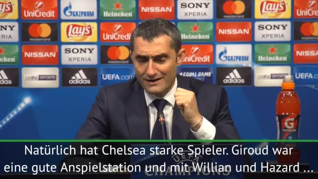 """Valverde: """"Wir können uns glücklich schätzen"""""""