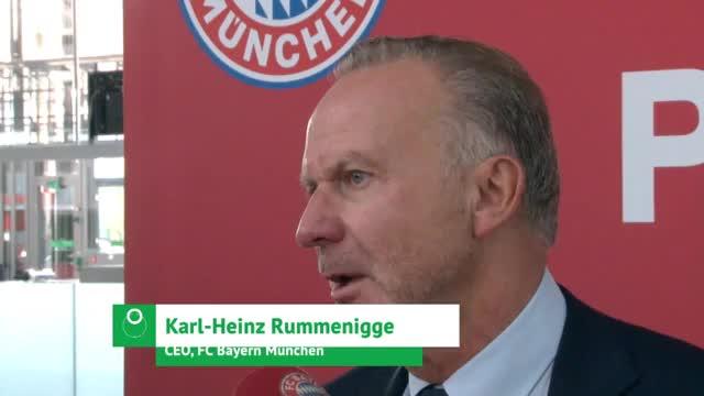 Rummenigge über CL-Start, Müller und Sanches