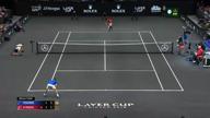 Laver Cup: Kyrgios und McEnroe rasten aus