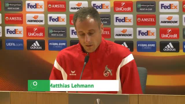 "Lehmann: ""Wollen Spiel gegen Arsenal genießen"""