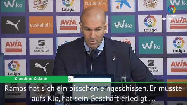 """Trotz Sieg: """"Beschissener"""" Tag für Ramos"""