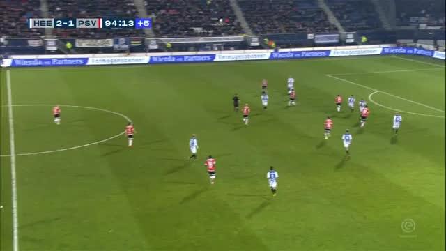 90+5! Strafraum-Solo rettet Van Bommels PSV