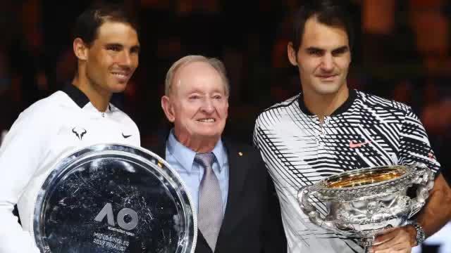 18. Grand-Slam-Titel! Federer schlägt Nadal