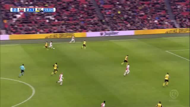 Dreierpack! Kluivert schießt Kerkrade ab