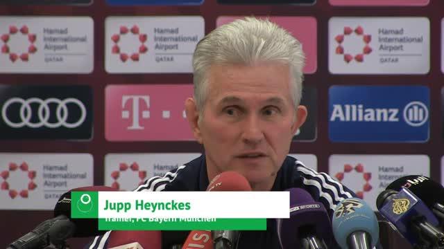 Heynckes: Lewandowski und Hummels fraglich