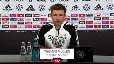 Thomas Müller über seinen Rauswurf beim DFB-Team