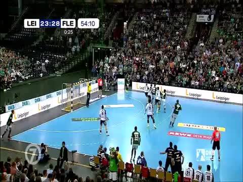 HBL-Highlights vom 28. Spieltag