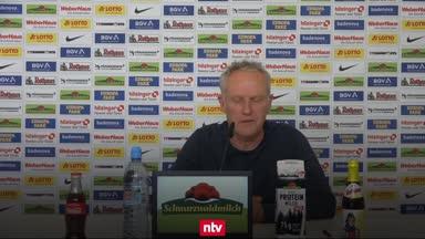 Klare Kante: So denkt Christian Streich über die WM-Pläne